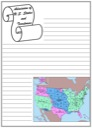 Homeschool Helper Online's Admission of US States and Territories Notebooking