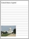 Homeschool Helper Online'sU.S. Capitol Notebooking