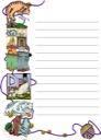 Homeschool Helper Online's Free Cat Notebooking