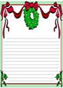 Homeschool Helper Online's Free Santa Notebooking