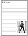 Homeschool Helper Online's Free Elvis Presley Notebooking