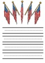 Homeschool Helper Online's Free Flags Notebooking