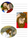 Homeschool Helper Online's Free Jesus was Betrayed Notebooking