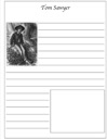 Homeschool Helper Online's Free Tom Sawyer Notebooking