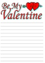Homeschool Helper Online's Free Valentine's Day Notebooking